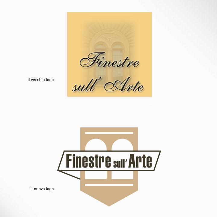 FinestreSullArte_redesignLogo