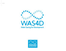Concorso logo Was4d, Water Saving For Development