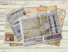 Mappa storiche per pubblicazione Editoriale