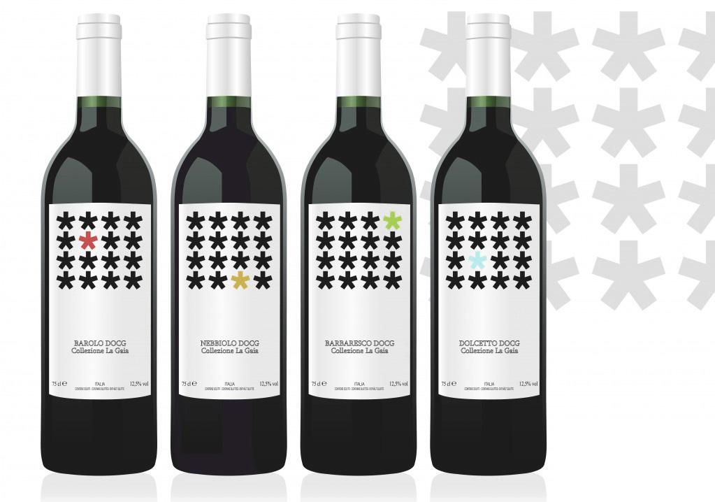 Top Realizzazione grafica etichette packaging grafica per vino food  JX58